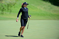Paula Creamer (USA) follows her putt to the hole on 12 during round 1 of  the Volunteers of America Texas Shootout Presented by JTBC, at the Las Colinas Country Club in Irving, Texas, USA. 4/27/2017.<br /> Picture: Golffile | Ken Murray<br /> <br /> <br /> All photo usage must carry mandatory copyright credit (&copy; Golffile | Ken Murray)