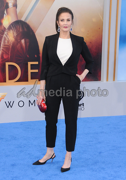 "25 May 2017 - Hollywood, California - Linda Carter. World  Premiere of Warner Bros. Pictures'  ""Wonder Woman"" held at The Pantages Theater in Hollywood. Photo Credit: Birdie Thompson/AdMedia"