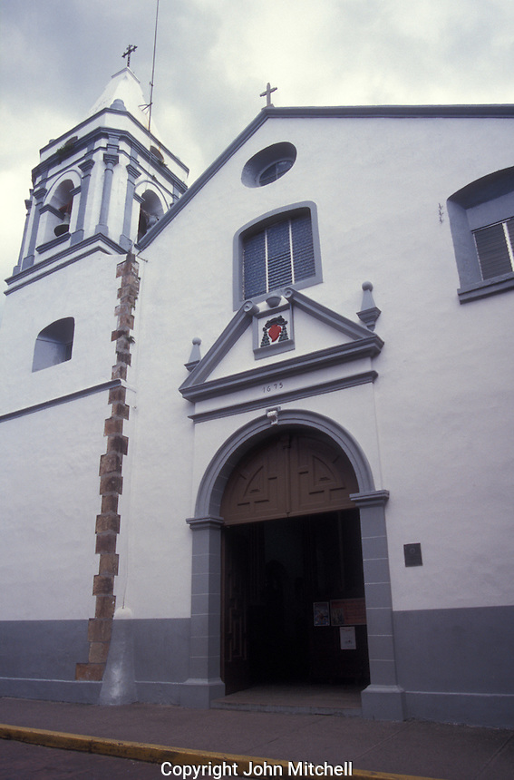 Iglesia de San Jose church in the Casco Viejo district of Panama City, Panama