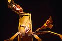 Edinburgh, UK.10.08.2012. Deborah Colker Dance Company presents TATYANA, as part of the Edinburgh International Festival. The dancers are: Aline Macado, Ariate Costa, Bianca Lopes, Bruno Miranda, Carlos Eduardo Oliveira, Carol Pagano, Dielson Pessoa, Harrison Gavlar, Jaime Bernardes, Jose Antonio Ramos, Larissa Romanowski, Leo Otarola, Lucas Saraiva, Luiz Crepaldi, Rebecca Ferreira, Ricardo Alves, Sheila Fingier, Victoria Oggiam. Photo credit: Jane Hobson
