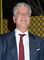 08 June  2018 -  Anthony Bourdain, the TV celebrity and food writer who hosted CNN's &quot; Parts Unknown,&quot; was found dead in his hotel room. File Photo: 23 September 2012 - West Hollywood, California - Anthony Bourdain. 2012 HBO Post Award Reception following the 64th Primetime Emmy Awards held at the Pacific Design Center. <br /> CAP/ADM<br /> &copy;ADM/Capital Pictures