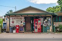 Hanalei Liquor Store, Hanalei, Kauai, Hawaii