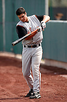 Nolan Arenado of the Casper Ghosts (2009 Pioneer League) .Photo by:  Bill Mitchell/Four Seam Images..