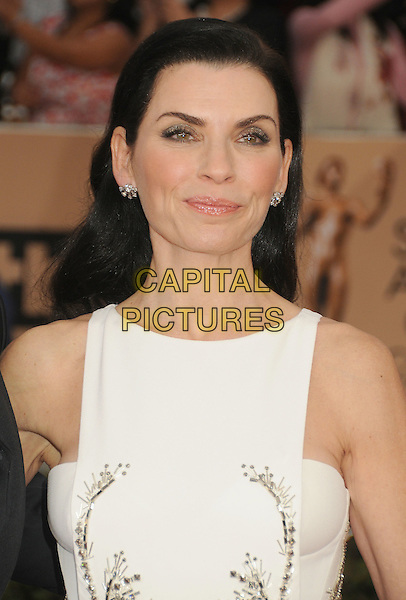 30 January 2016 - Los Angeles, California - Julianna Margulies. 22nd Annual Screen Actors Guild Awards held at The Shrine Auditorium.      <br /> CAP/ADM/BP<br /> &copy;BP/ADM/Capital Pictures