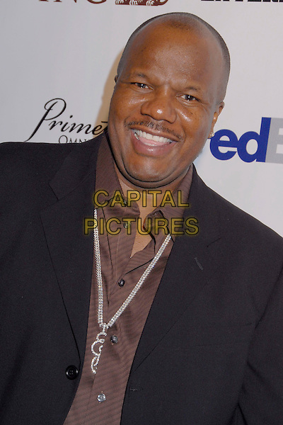 EARTHQUAKE.Black Enterprise Top 50 Hollywood Power Brokers List Party held at the Beverly Wilshire Four Seasons, Beverly Hills, California, USA, 21 February 2007..half length .CAP/ADM/GB.©Gary Boas/AdMedia/Capital Pictures.