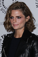 BEVERLY HILLS, CA - SEPTEMBER 30: Actress Stana Katic attends the Paley Center for Media presents The Wait Is Over! 'Castle' Is Back held at The Paley Center for Media on September 30, 2013 in Beverly Hills, California. (Photo by Xavier Collin/Celebrity Monitor)
