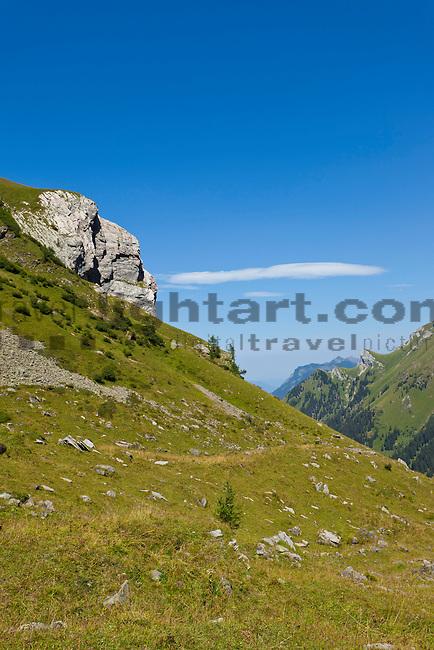 Lawenatal, Triesen, Liechtenstein.
