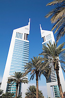 United Arab Emirates, Dubai: The Emirates Towers