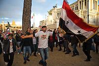Siriani per Assad