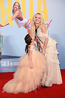 """Brooklyn Kimberly Prince and Bria Vinaite<br /> arriving for the London Film Festival 2017 screening of """"The Florida Project"""" at Odeon Leicester Square, London<br /> <br /> <br /> ©Ash Knotek  D3335  13/10/2017"""