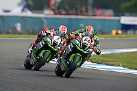 2016 FIM Superbike World Championship, Round 07, Donington Park, United Kingdom, Tom Sykes, Kawasaki