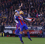 18.12.2016 Denis Suarez in action during game between FC Barcelona against RCD Espanyol at Camp Nou. La liga day 16