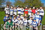 FORM: The form was good on Saturday morning for the under 10 Tralee rugby players as they prepare to play the under 10 Dunamaway Rugby team in the Tralee Rugby Club Blitz on Saturday morning. ..Front row:.Sam Hawe  Jason Roche  Darragh O'Keffee  Darragh Reen  Ronan OBrien  Cody Murphy.Middle Row: .Sean Quilter  Alex O'Shea  Darrach Gallagher  Tadhg Hurley  India Daly (can you check note book for this one as I dont know his surname Peter something , he's Poleish)  Max Downing.Back row:.Daragh Courtney, liam nolan  Robbie Scott  Niall Hurley   Padraig Crean Ellie Cunnane  Jim Cadogan  David Burke  Harry Emerson  Paddy Cunnane.