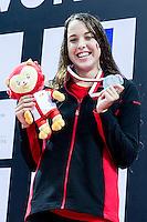 HARVEY Mary-Sophie CAN<br /> 200 Medley Women Final Silver Medal<br /> Day04 28/08/2015 - OCBC Aquatic Center<br /> V FINA World Junior Swimming Championships<br /> Singapore SIN  Aug. 25-30 2015 <br /> Photo A.Masini/Deepbluemedia/Insidefoto