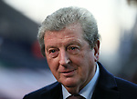 England manager Roy Hodgson looks on <br /> <br /> FA Cup - Preston North End vs Manchester United  - Deepdale - England - 16th February 2015 - Picture David Klein/Sportimage