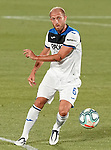 Atalanta BC's Andrea Masiello during friendly match. August 10,2019. (ALTERPHOTOS/Acero)