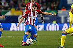 Atletico de Madrid's Koke Resurrecccion  during the match of Copa del Rey between Atletico de Madrid and Las Palmas, at Vicente Calderon Stadium,  Madrid, Spain. January 10, 2017. (ALTERPHOTOS/Rodrigo Jimenez)
