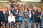 Surprise Party:A surprise birgthday party was held for Karen Hennessy, Woodford, Listowel at Tankers Bar in Listowek on Saturday night last.