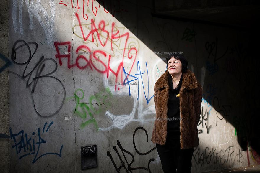Oslo, Norge, 09.04.2013. Konsertpianist og Årets Polakk, Malgorzata Jaworska. Foto: Christopher Olssøn.