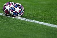 Balls Champions League<br /> Napoli 25-02-2020 Stadio San Paolo <br /> Football Champions League 2019/2020 - Round 16, 1st leg<br /> SSC Napoli - FC Barcelona<br /> Photo Cesare Purini / Insidefoto