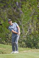 Rory McIlroy (NIR) chips on to 2 during day 2 of the World Golf Championships, Dell Match Play, Austin Country Club, Austin, Texas. 3/22/2018.<br /> Picture: Golffile | Ken Murray<br /> <br /> <br /> All photo usage must carry mandatory copyright credit (&copy; Golffile | Ken Murray)