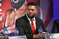 Joe Joyce during a Press Conference at the BT Tower on 7th February 2020
