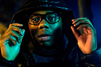 Attack the Block (2011) <br /> Leeon Jones<br /> *Filmstill - Editorial Use Only*<br /> CAP/KFS<br /> Image supplied by Capital Pictures