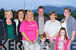 DONATION: The Daly family from Aghadoe, Killarney who made a donation to the Make-A-Wish foundation in memory of their daughter Rebecca 13 who died recently l-r: Geraldine Cantillon, Pauline and Ann Marie Gallivan, John, Daniel, Breeda, Hannah and Linda Daly.   Copyright Kerry's Eye 2008