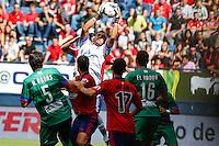 Osasuna-Levante<br /> Estadio El Sadar<br /> Pamplona-Espa&ntilde;a<br /> 29-09-2013