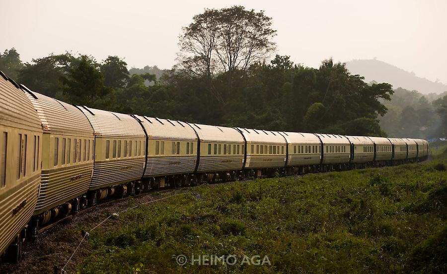 Eastern & Oriental Express.