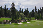 A photograph taken during the Barracuda Championship PGA golf tournament at Montrêux Golf and Country Club in Reno, Nevada on Friday, July 26, 2019.