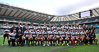 The Vista 2017 All Blacks Northern Tour Barbarians v All Blacks at Twickenham Stadium on November 4,