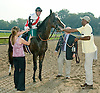 Brilliant after The grade 3 Kent Stakes at Delaware Park on 9/9/06