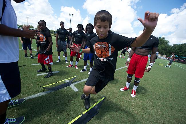 July  23, 2011 - Lake Buena Vista, FL - Wide World of Sports:  2011 ESPN Rise Games..Credit: Steve Johnson/ESPN