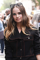 NEW YORK, NY - AUGUST 7: Debby Ryan at Build Series on August 7, 2018 in New York City. <br /> CAP/MPI99<br /> &copy;MPI99/Capital Pictures