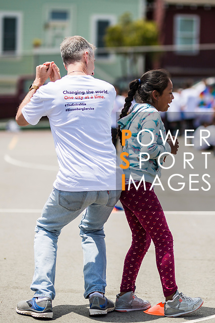 The Extra Mile 2018 - San Francisco on 12 July 2018, in San Francisco, USA. Photo by Victoria Garcia / Power Sport Images