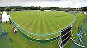 ICC World T20 Qualifier (Warm up match) - Scotland V Namibia at Grange CC, Edinburgh - Grange panorama — credit @ICC/Donald MacLeod - 06.7.15 - 07702 319 738 -clanmacleod@btinternet.com - www.donald-macleod.com