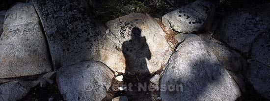 Trent shadow and granite. Sword Lake<br />