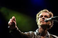 """SÃO PAULO, 06.12.2013 – SHOW NANDO REIS: Show do cantor Nando Reis, que faz parte da turnê """"Sei"""" realizado na noite desta sexta feira (6) no Citibank Hall em São Paulo. Foto: Levi Bianco – Brazil Photo Press"""