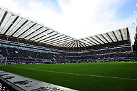 A general view of St James' Park during Newcastle United vs Manchester United, Premier League Football at St. James' Park on 11th February 2018