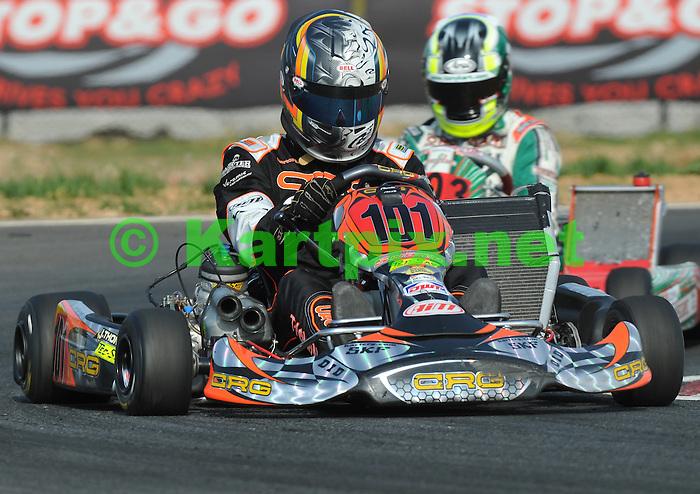 WSK, KZ1, Portimao, Jonathan Thonon, CRG SPA, B, CRG, MAXTER.