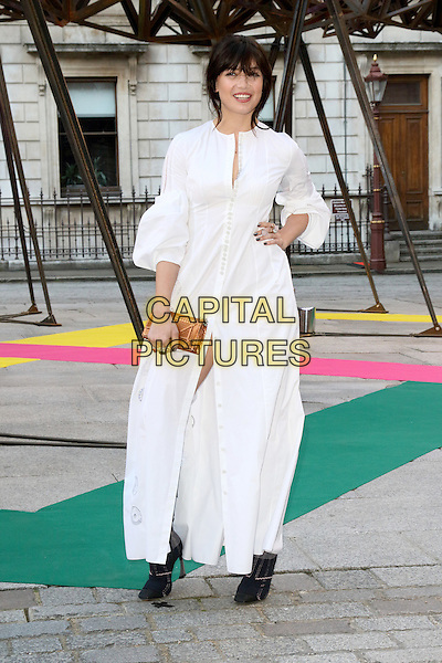 LONDON, ENGLAND - Daisy Lowe at the Royal Academy Summer Exhibition Preview Party at the Royal Academy, Piccadilly, on Tuesday 3 May 2015 , London, England<br /> CAP/ROS<br /> &copy;Steve Ross/Capital Pictures