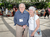 Ben Culley Society (BCS) event at the Huntington Library and Gardens in San Marino on Sept. 18, 2019.<br />