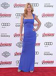 "Adrianne Palicki attends The World Premiere of Marvel's ""Avengers"" Age of Ultron,"" held at The Dolby Theatre in Hollywood, California on April 13,2015                                                                               © 2014 Hollywood Press Agency"