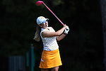 16 October 2016: Tennessee's Teleri Hughes. The Final Round of the 2016 Ruth's Chris Tar Heel Invitational NCAA Women's Golf Tournament hosted by the University of North Carolina Tar Heels was held at the UNC Finley Golf Club in Chapel Hill, North Carolina.