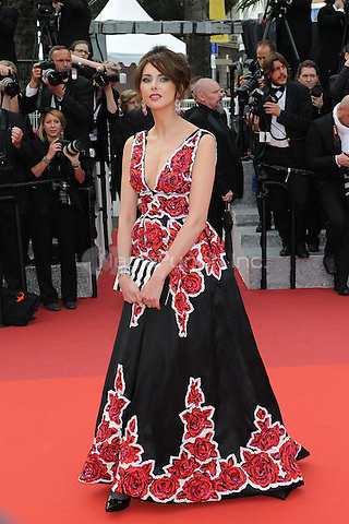 Frederique Bel at &quot;Cafe Society&quot; &amp; Opening Gala arrivals - The 69th Annual Cannes Film Festival, France on May 11, 2016.<br /> CAP/LAF<br /> &copy;Lafitte/Capital Pictures /MediaPunch ***NORTH AND SOUTH AMERICA SALES ONLY***