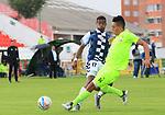 Envigado venció 0-1 a Boyacá Chicó. Fecha 18 Liga Águila I-2018.