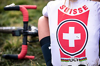 'SUISSE'<br /> <br /> Women's Junior race<br /> UCI 2020 Cyclocross World Championships<br /> Dübendorf / Switzerland<br /> <br /> ©kramon
