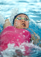 Swimming New Zealand National Short Course Championships, National Aquatic Centre, New Zealand, Wednesday 3rd October 2018. Photo: Simon Watts/www.bwmedia.co.nz