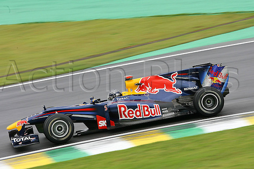 06 11 2010  Melzer Formula 1 GP Brazil at Interlago  Sebastian Vettel Red Bull Racing motor racing  Formula 1 F1 F World Cup GP Brazil Sao Paulo Interlagos